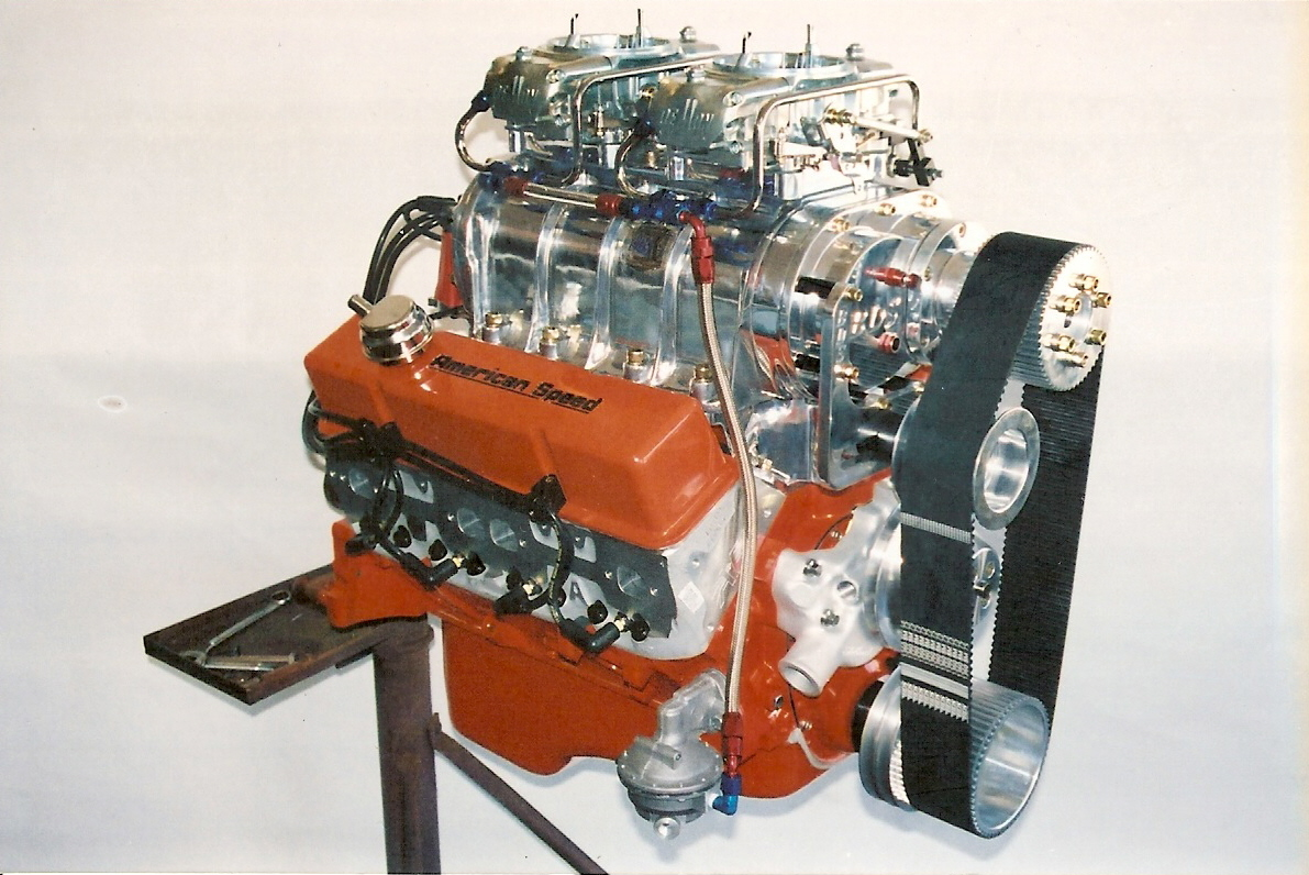 Gallery American Speed Enterprises A Diagram Of An Evolution Engines G 355ci650hp